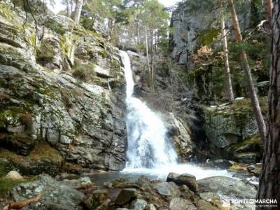 La Chorranca-Cueva Monje-Cerro del Puerco;viajes puente constitucion trekking españa